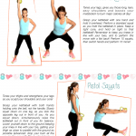 Printable Kettlebell Squats