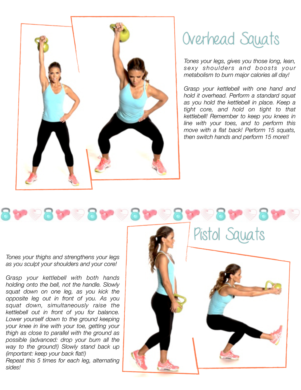 printable kettlebell squats moves