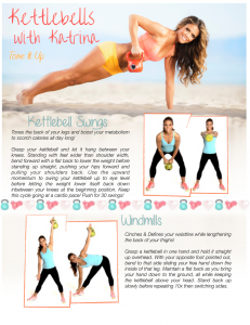 free printable kettlebell workouts swings and windmills for metabolism boost